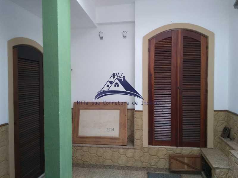 018 - Casa de Vila 4 quartos à venda Rio de Janeiro,RJ - R$ 1.750.000 - MSCV40004 - 10