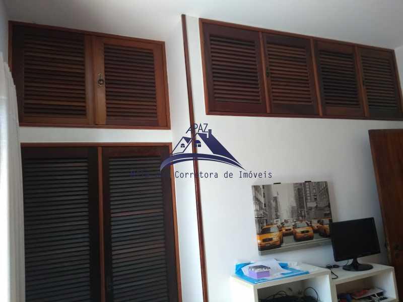 026 - Casa de Vila 4 quartos à venda Rio de Janeiro,RJ - R$ 1.750.000 - MSCV40004 - 13