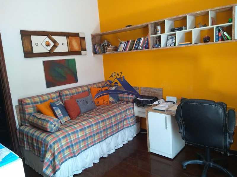 027 - Casa de Vila 4 quartos à venda Rio de Janeiro,RJ - R$ 1.750.000 - MSCV40004 - 14