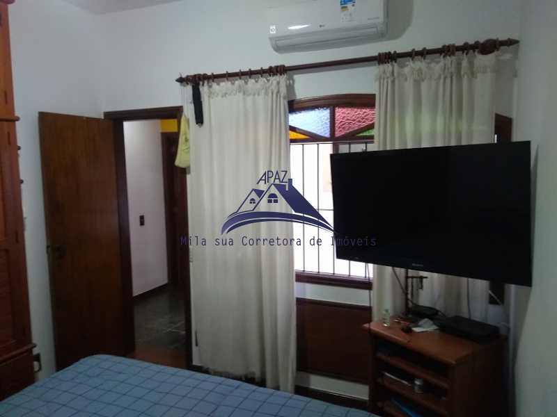 030 - Casa de Vila 4 quartos à venda Rio de Janeiro,RJ - R$ 1.750.000 - MSCV40004 - 15