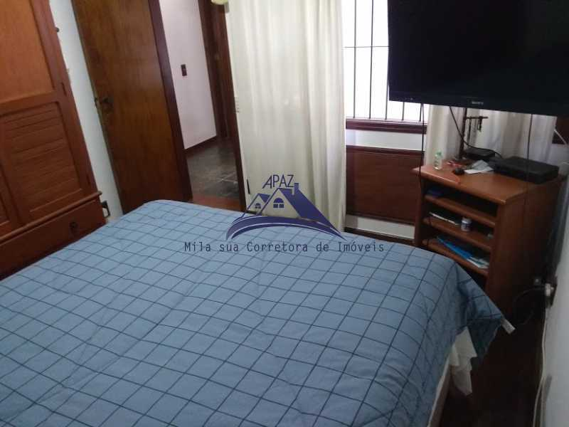 031 - Casa de Vila 4 quartos à venda Rio de Janeiro,RJ - R$ 1.750.000 - MSCV40004 - 16