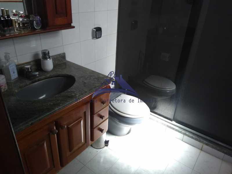 040 - Casa de Vila 4 quartos à venda Rio de Janeiro,RJ - R$ 1.750.000 - MSCV40004 - 20