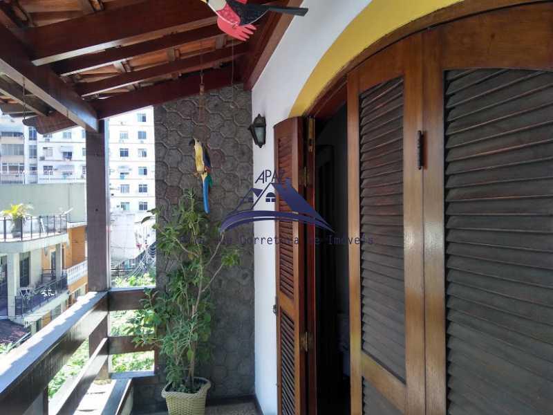 043 - Casa de Vila 4 quartos à venda Rio de Janeiro,RJ - R$ 1.750.000 - MSCV40004 - 22
