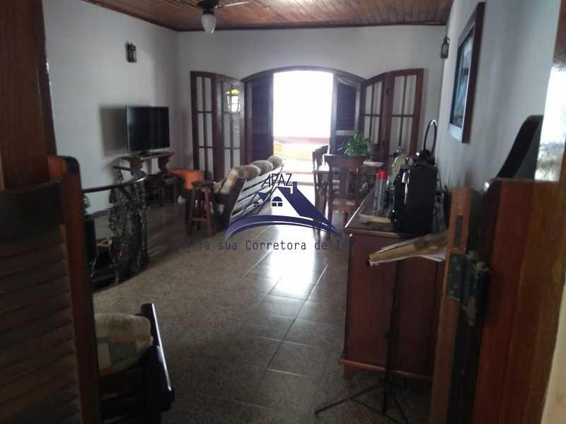 047 - Casa de Vila 4 quartos à venda Rio de Janeiro,RJ - R$ 1.750.000 - MSCV40004 - 24