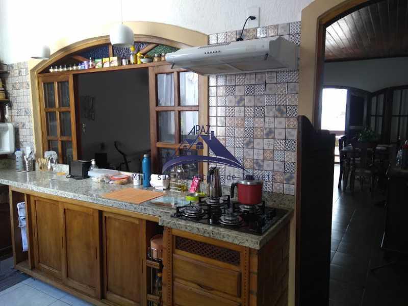 052 - Casa de Vila 4 quartos à venda Rio de Janeiro,RJ - R$ 1.750.000 - MSCV40004 - 26