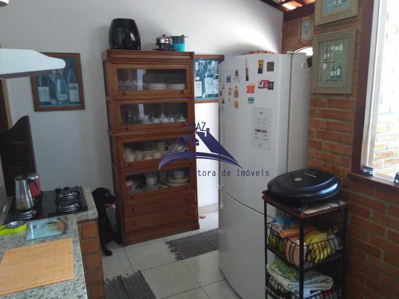 053 - Casa de Vila 4 quartos à venda Rio de Janeiro,RJ - R$ 1.750.000 - MSCV40004 - 27