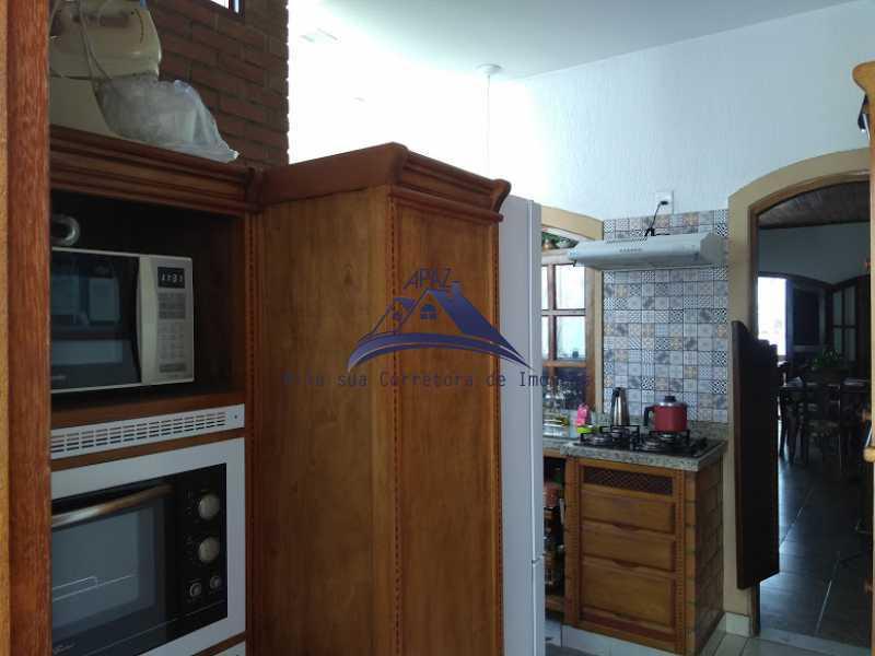 058 - Casa de Vila 4 quartos à venda Rio de Janeiro,RJ - R$ 1.750.000 - MSCV40004 - 29
