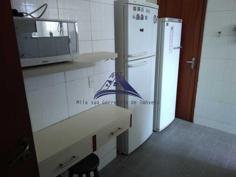 9I - Apartamento 3 quartos para alugar Rio de Janeiro,RJ - R$ 3.700 - MSAP30061 - 22