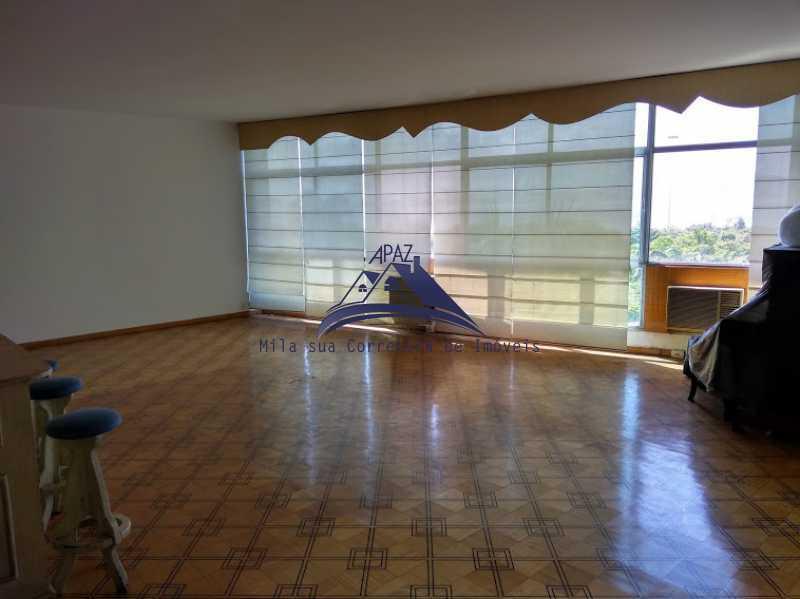 02 - Apartamento 4 quartos à venda Rio de Janeiro,RJ - R$ 3.040.000 - MSAP40011 - 1