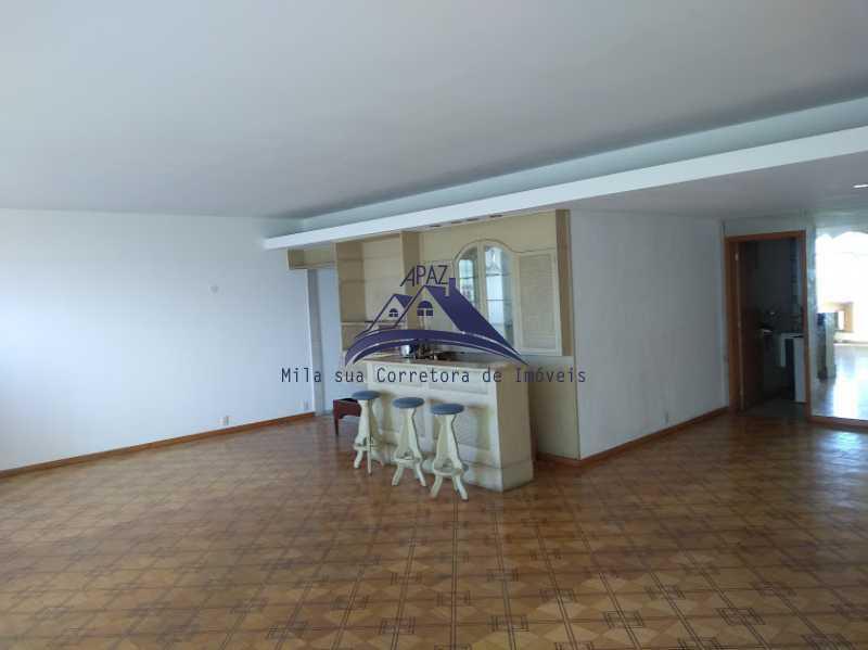 04 - Apartamento 4 quartos à venda Rio de Janeiro,RJ - R$ 3.040.000 - MSAP40011 - 5