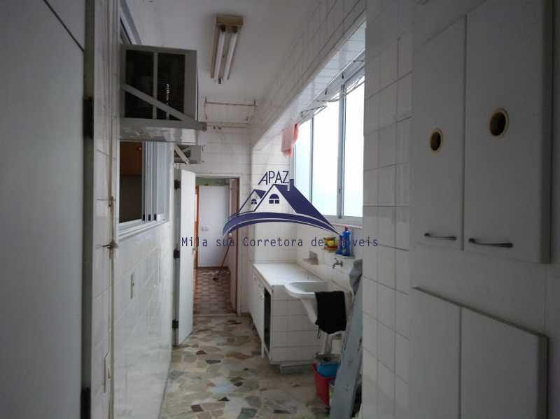 08 - Apartamento 4 quartos à venda Rio de Janeiro,RJ - R$ 3.040.000 - MSAP40011 - 22