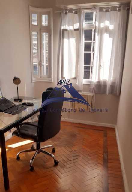 0m - Apartamento 2 quartos à venda Rio de Janeiro,RJ - R$ 475.000 - MSAP20051 - 14