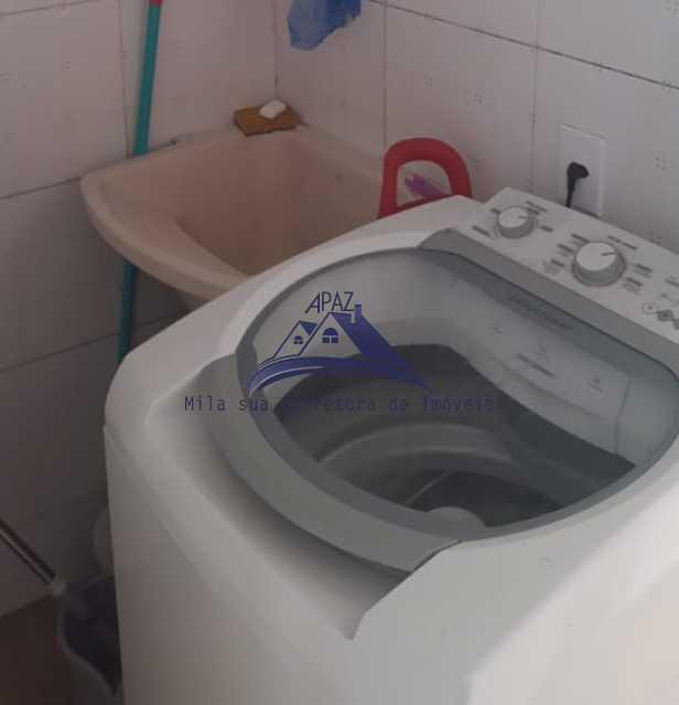 0n - Apartamento 2 quartos à venda Rio de Janeiro,RJ - R$ 475.000 - MSAP20051 - 16