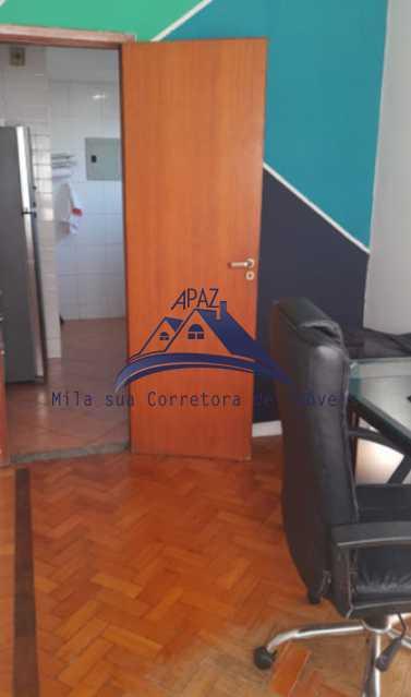 0t - Apartamento 2 quartos à venda Rio de Janeiro,RJ - R$ 475.000 - MSAP20051 - 15