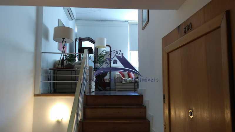 1. - Apartamento 3 quartos à venda Rio de Janeiro,RJ - R$ 1.300.000 - MSAP30062 - 1