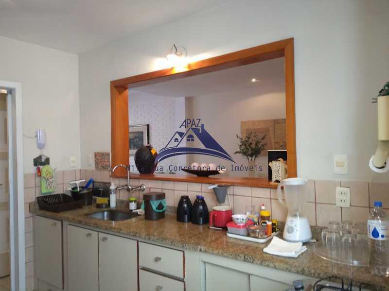 01 - Apartamento 3 quartos à venda Rio de Janeiro,RJ - R$ 1.180.000 - MSAP30063 - 1
