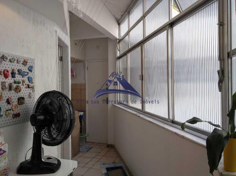 03 - Apartamento 3 quartos à venda Rio de Janeiro,RJ - R$ 1.180.000 - MSAP30063 - 4