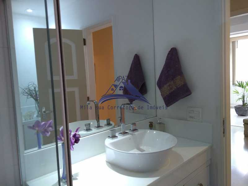 09 - Apartamento 3 quartos à venda Rio de Janeiro,RJ - R$ 1.180.000 - MSAP30063 - 10