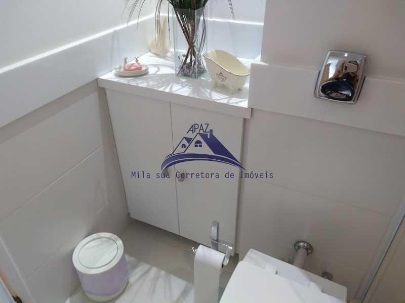011 - Apartamento 3 quartos à venda Rio de Janeiro,RJ - R$ 1.180.000 - MSAP30063 - 12