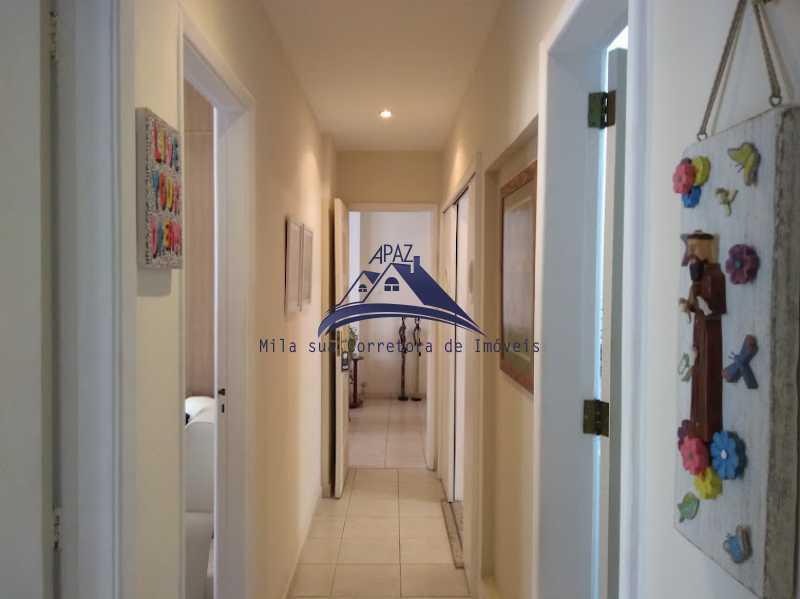013 - Apartamento 3 quartos à venda Rio de Janeiro,RJ - R$ 1.180.000 - MSAP30063 - 14