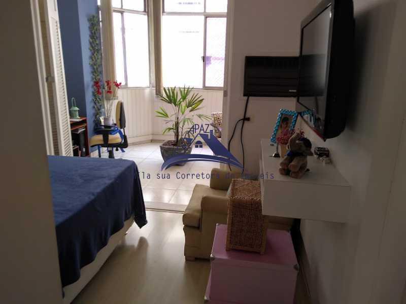 019 - Apartamento 3 quartos à venda Rio de Janeiro,RJ - R$ 1.180.000 - MSAP30063 - 20