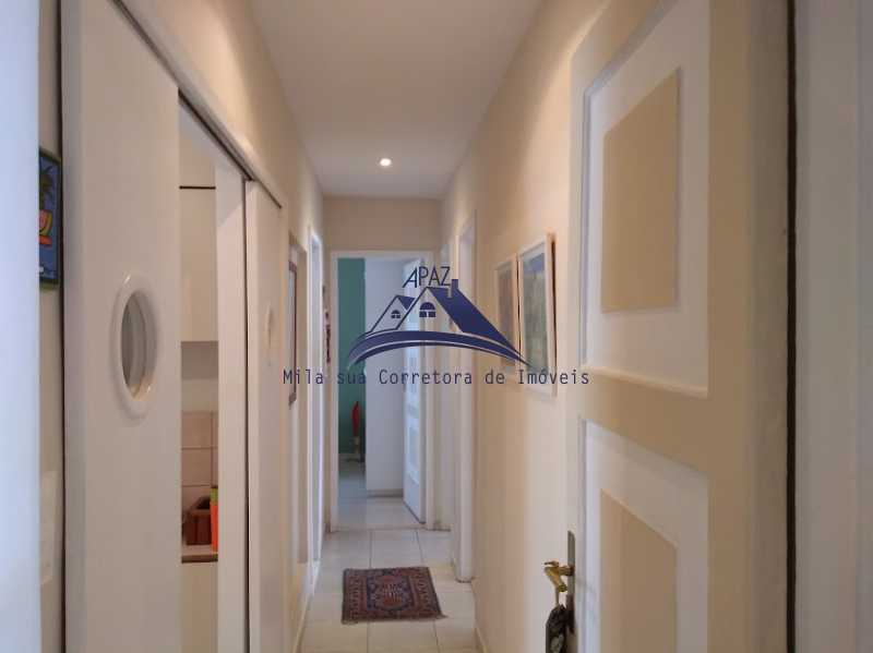 020 - Apartamento 3 quartos à venda Rio de Janeiro,RJ - R$ 1.180.000 - MSAP30063 - 21