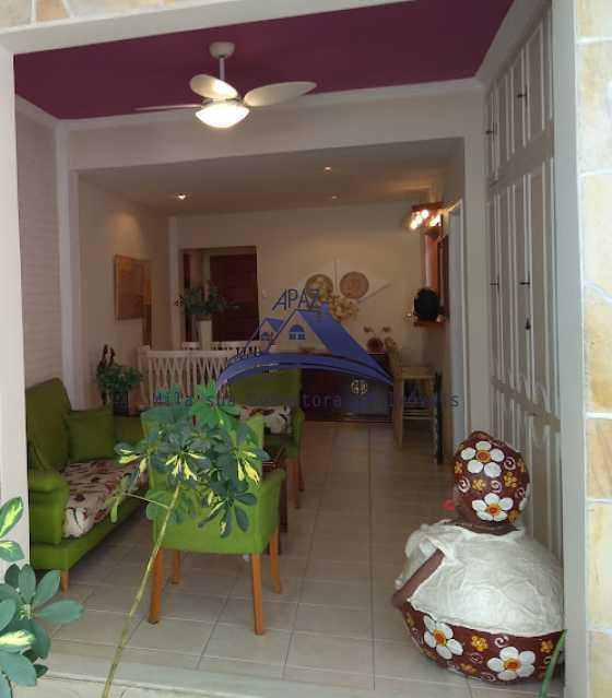 025 - Apartamento 3 quartos à venda Rio de Janeiro,RJ - R$ 1.180.000 - MSAP30063 - 26
