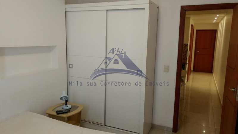 02 - Apartamento 1 quarto para alugar Rio de Janeiro,RJ - R$ 1.300 - MSAP10001 - 3