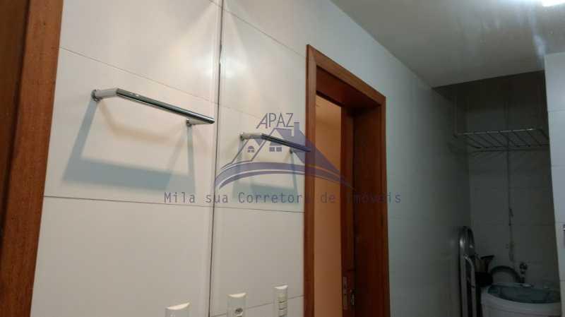 07 - Apartamento 1 quarto para alugar Rio de Janeiro,RJ - R$ 1.300 - MSAP10001 - 6