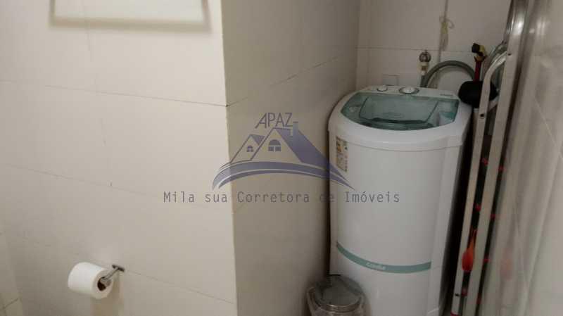09 - Apartamento 1 quarto para alugar Rio de Janeiro,RJ - R$ 1.300 - MSAP10001 - 8