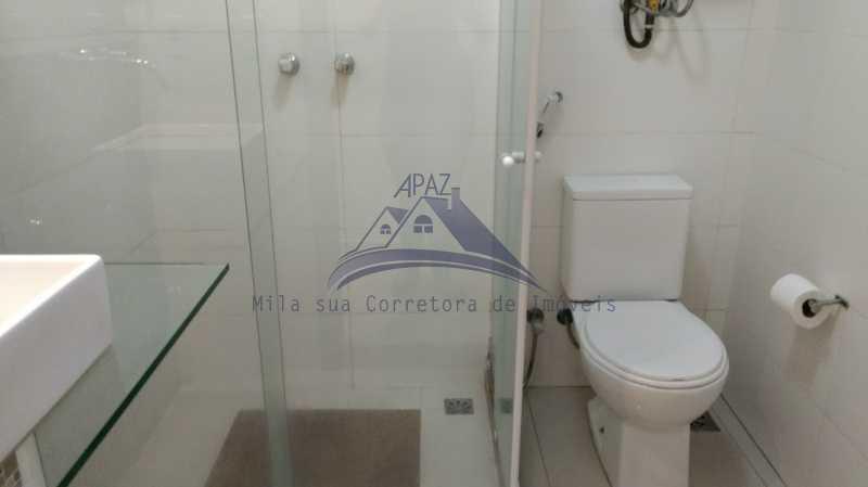 10 - Apartamento 1 quarto para alugar Rio de Janeiro,RJ - R$ 1.300 - MSAP10001 - 9