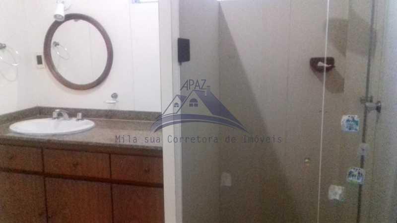 03 - Apartamento Praia do Flamengo,Rio de Janeiro,Flamengo,RJ Para Venda e Aluguel,5 Quartos,194m² - MSAP50001 - 9