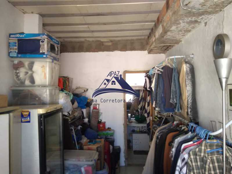 QUARTO - Cobertura 4 quartos à venda Rio de Janeiro,RJ - R$ 1.400.000 - MSCO40001 - 14