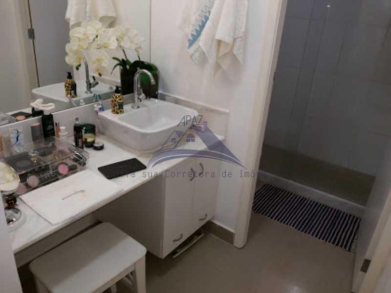 MS156 24 - Apartamento 3 quartos à venda Rio de Janeiro,RJ - R$ 1.200.000 - MSAP30006 - 11