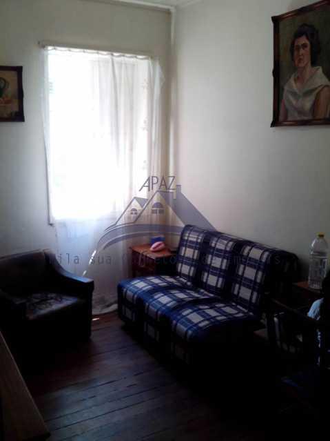 Sala 2ºar - Casa de Vila À VENDA, Laranjeiras, Rio de Janeiro, RJ - MSCV40001 - 3