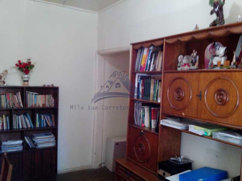 Sala e Corred- 2ºar - Casa de Vila À VENDA, Laranjeiras, Rio de Janeiro, RJ - MSCV40001 - 4