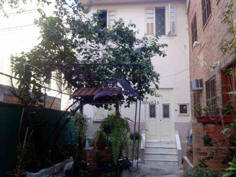 entrada casa - Casa de Vila 4 quartos à venda Rio de Janeiro,RJ - R$ 950.000 - MSCV40001 - 1