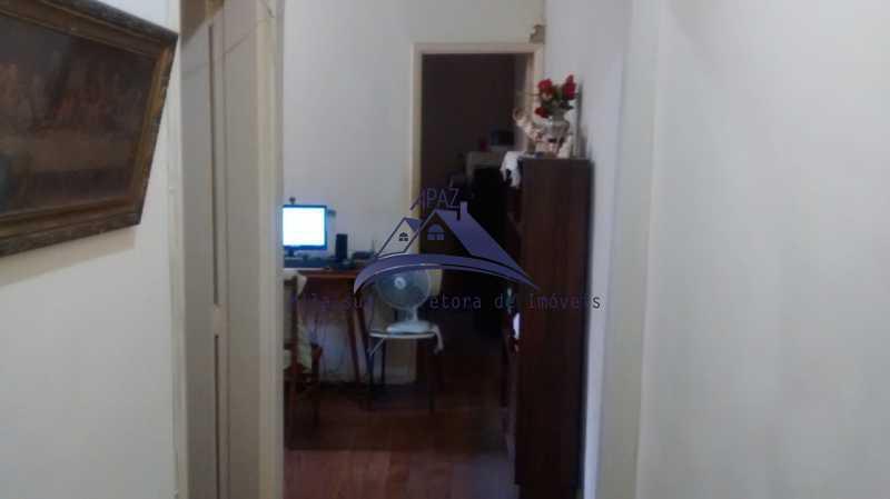 corredor - Casa de Vila 4 quartos à venda Rio de Janeiro,RJ - R$ 950.000 - MSCV40001 - 9