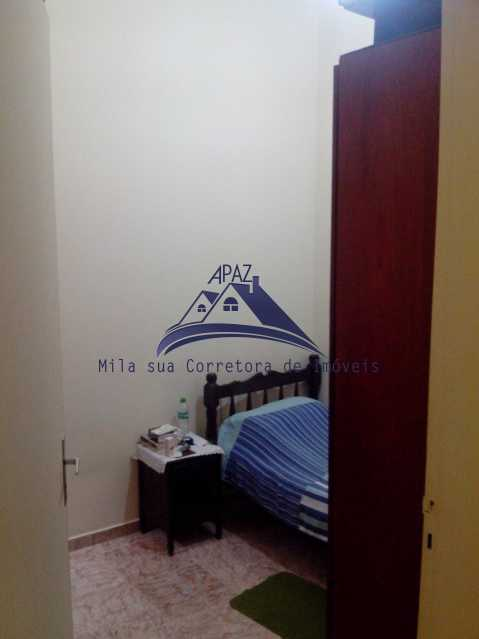 quarto inferior - Casa de Vila 4 quartos à venda Rio de Janeiro,RJ - R$ 950.000 - MSCV40001 - 11