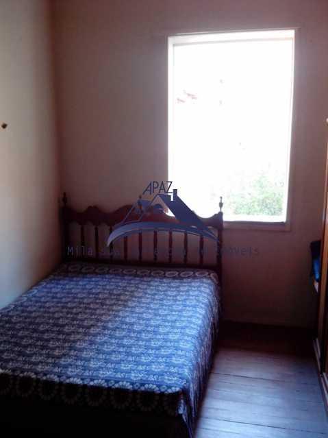 quarto suoerior - Casa de Vila 4 quartos à venda Rio de Janeiro,RJ - R$ 950.000 - MSCV40001 - 16