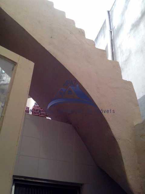 escada supri1 - Casa de Vila 4 quartos à venda Rio de Janeiro,RJ - R$ 950.000 - MSCV40001 - 22