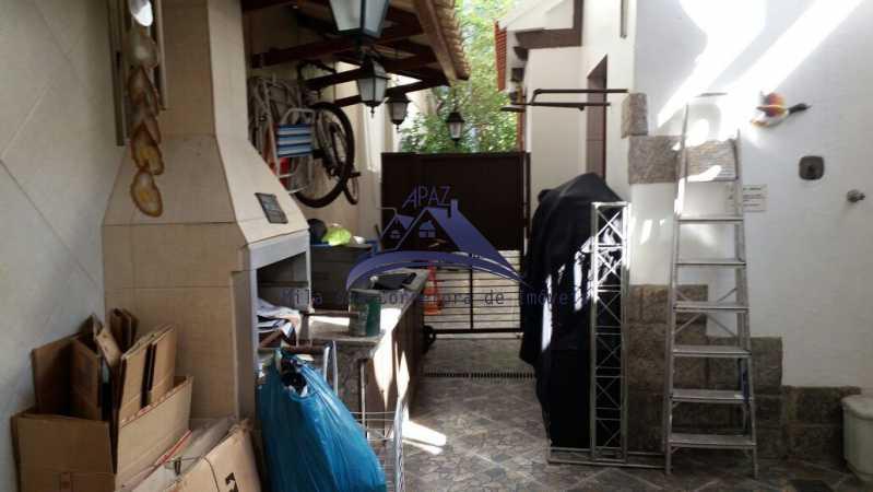 IMG-20180219-WA0036 - Casa com 6 quartos 4 garagens Copacabana rua privilegiada - MSCA60002 - 23