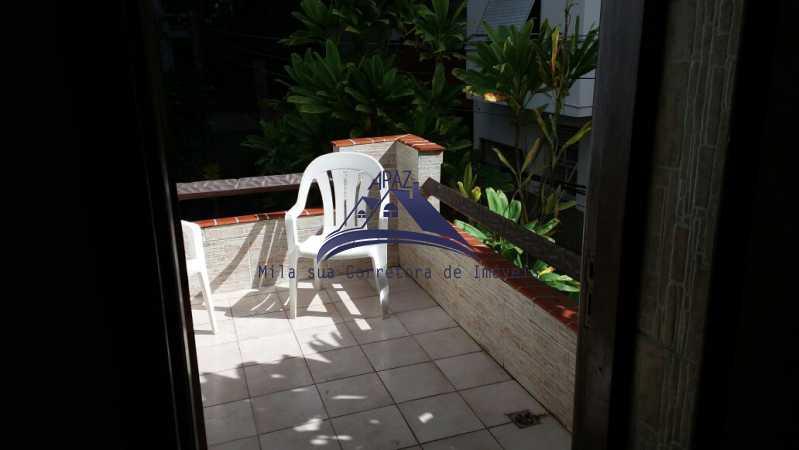 IMG-20180219-WA0047 - Casa com 6 quartos 4 garagens Copacabana rua privilegiada - MSCA60002 - 18