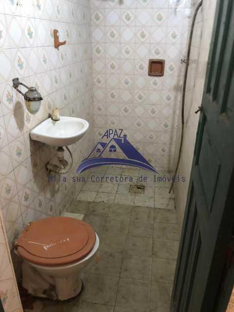 BANHEIRO - Prédio 306m² para venda e aluguel Rio de Janeiro,RJ - R$ 2.000.000 - MSPR00005 - 13