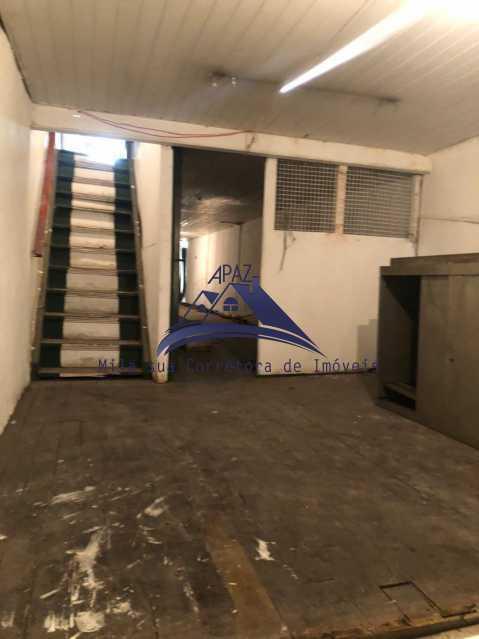 ESCADA - Prédio 306m² para venda e aluguel Rio de Janeiro,RJ - R$ 2.000.000 - MSPR00005 - 7