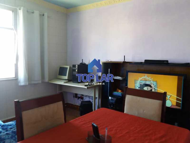 24. - Apartamento 2 qrts, sala, coz, banh, área serv. ao lado da Parmê. - HAAP20059 - 9