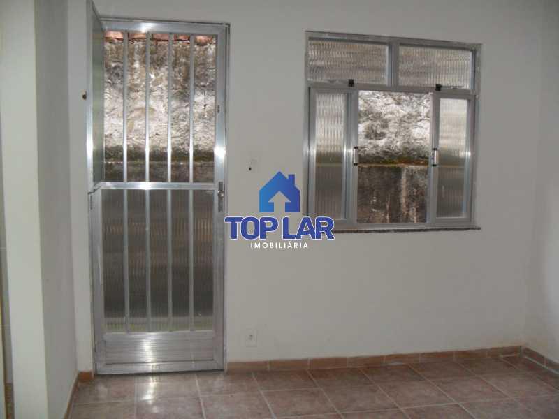 02 - Casa de Vila, residencial, VAZIA, sala, quarto, cozinha, banheiro, quintal com área. (Próx.Praça 2) - HACV10001 - 3