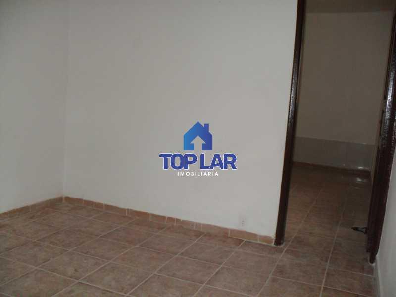 04 - Casa de Vila, residencial, VAZIA, sala, quarto, cozinha, banheiro, quintal com área. (Próx.Praça 2) - HACV10001 - 5