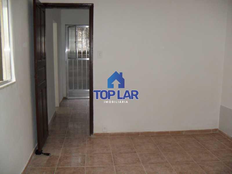 07 - Casa de Vila, residencial, VAZIA, sala, quarto, cozinha, banheiro, quintal com área. (Próx.Praça 2) - HACV10001 - 8