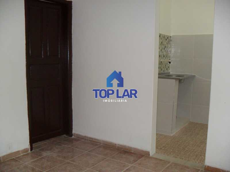 08 - Casa de Vila, residencial, VAZIA, sala, quarto, cozinha, banheiro, quintal com área. (Próx.Praça 2) - HACV10001 - 9